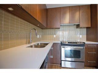 """Photo 3: 444 15850 26 Avenue in Surrey: Grandview Surrey Condo for sale in """"AXIS AT MORGAN CROSSING"""" (South Surrey White Rock)  : MLS®# R2034692"""