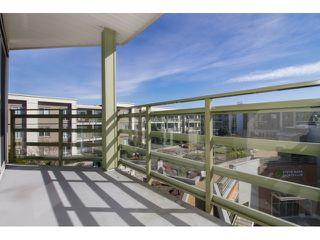 """Photo 18: 444 15850 26 Avenue in Surrey: Grandview Surrey Condo for sale in """"AXIS AT MORGAN CROSSING"""" (South Surrey White Rock)  : MLS®# R2034692"""