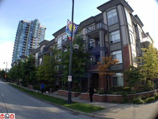 "Photo 1: 214 10499 UNIVERSITY Drive in Surrey: Whalley Condo for sale in ""D'cord"" (North Surrey)  : MLS®# R2041844"
