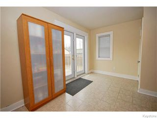 Photo 9: 345 Dumoulin Street in Winnipeg: St Boniface Residential for sale (South East Winnipeg)  : MLS®# 1608261