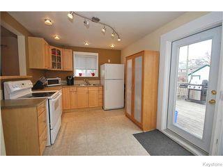 Photo 8: 345 Dumoulin Street in Winnipeg: St Boniface Residential for sale (South East Winnipeg)  : MLS®# 1608261