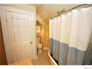 Photo 14: 345 Dumoulin Street in Winnipeg: St Boniface Residential for sale (South East Winnipeg)  : MLS®# 1608261