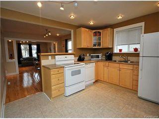 Photo 7: 345 Dumoulin Street in Winnipeg: St Boniface Residential for sale (South East Winnipeg)  : MLS®# 1608261