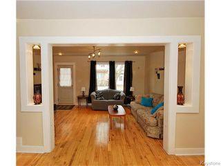 Photo 5: 345 Dumoulin Street in Winnipeg: St Boniface Residential for sale (South East Winnipeg)  : MLS®# 1608261