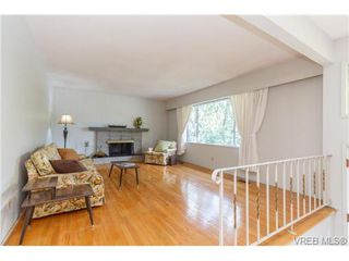Photo 4: 964 Nicholson St in VICTORIA: SE Lake Hill Single Family Detached for sale (Saanich East)  : MLS®# 732243