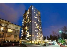 Photo 1: 2809 660 NOOTKA Way in Port Moody: Port Moody Centre Condo for sale : MLS®# R2128046