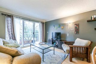 "Photo 4: 201 3875 W 4TH Avenue in Vancouver: Point Grey Condo for sale in ""LANDMARK JERICHO"" (Vancouver West)  : MLS®# R2150211"