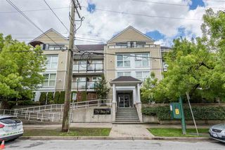 "Photo 1: 211 1519 GRANT Avenue in Port Coquitlam: Glenwood PQ Condo for sale in ""THE BEACON"" : MLS®# R2185848"