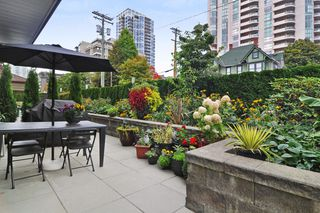 "Photo 11: 103 436 SEVENTH Street in New Westminster: Uptown NW Condo for sale in ""REGENCY COURT"" : MLS®# R2212227"