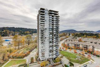 "Photo 1: 1802 660 NOOTKA Way in Port Moody: Port Moody Centre Condo for sale in ""NAHANI"" : MLS®# R2219865"