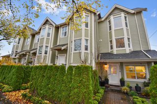 "Photo 1: 1378 E 27TH Avenue in Vancouver: Knight Townhouse for sale in ""VILLA@27"" (Vancouver East)  : MLS®# R2221909"