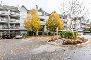 "Main Photo: 306 33718 KING Road in Abbotsford: Poplar Condo for sale in ""College Park"" : MLS®# R2221603"