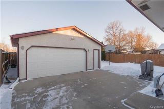 Photo 18: 31 Kinsley Crescent in Winnipeg: Lakeside Meadows Residential for sale (3K)  : MLS®# 1801046