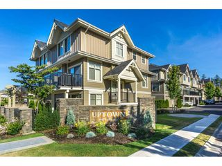 "Main Photo: 98 19525 73 Avenue in Surrey: Clayton Townhouse for sale in ""Uptown"" (Cloverdale)  : MLS®# R2242351"