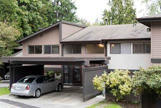 """Photo 1: 2908 ARGO Place in Burnaby: Simon Fraser Hills Townhouse for sale in """"SIMON FRASER HILLS"""" (Burnaby North)  : MLS®# R2247032"""