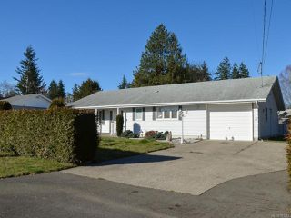Photo 1: 608 Johnstone Rd in PARKSVILLE: PQ French Creek House for sale (Parksville/Qualicum)  : MLS®# 781412