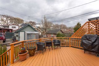 "Photo 16: 2133 E 7TH Avenue in Vancouver: Grandview VE House for sale in ""COMMERCIAL DRIVE"" (Vancouver East)  : MLS®# R2255156"