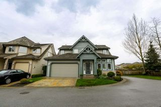 "Photo 1: 7 6177 169 Street in Surrey: Cloverdale BC Townhouse for sale in ""NORTHVIEW WALK"" (Cloverdale)  : MLS®# R2256305"