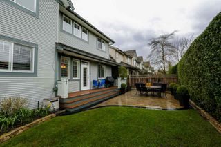 "Photo 17: 7 6177 169 Street in Surrey: Cloverdale BC Townhouse for sale in ""NORTHVIEW WALK"" (Cloverdale)  : MLS®# R2256305"