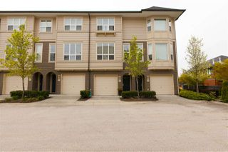 "Photo 1: 97 7938 209 Street in Langley: Willoughby Heights Townhouse for sale in ""Red Maple Park"" : MLS®# R2260950"