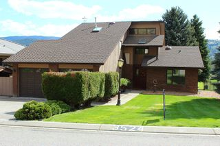 Main Photo: 3524 Navatanee Drive in Kamloops: South Thompson Valley House for sale : MLS®# 150949