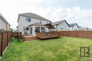 Photo 20: 89 Prairie Sky Drive in Winnipeg: South Pointe Residential for sale (1R)  : MLS®# 1823772