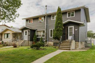 Main Photo: 12226 77 Street in Edmonton: Zone 05 House Half Duplex for sale : MLS®# E4129988