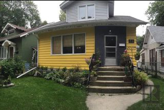Photo 1: 356 Boyd Avenue in Winnipeg: Residential for sale (4A)  : MLS®# 1826643