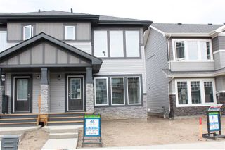 Main Photo: 382 ALLARD Boulevard in Edmonton: Zone 55 Attached Home for sale : MLS®# E4134987