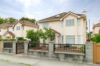Main Photo: 1262 NANAIMO Street in Vancouver: Renfrew VE House 1/2 Duplex for sale (Vancouver East)  : MLS®# R2324836