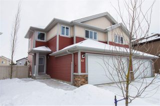 Photo 1: 82 Willows End: Stony Plain House Half Duplex for sale : MLS®# E4142452