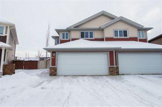 Photo 24: 82 Willows End: Stony Plain House Half Duplex for sale : MLS®# E4142452