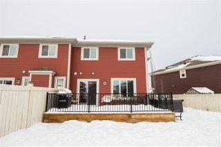 Photo 2: 82 Willows End: Stony Plain House Half Duplex for sale : MLS®# E4142452