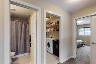 Photo 13: 82 Willows End: Stony Plain House Half Duplex for sale : MLS®# E4142452