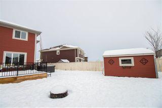 Photo 25: 82 Willows End: Stony Plain House Half Duplex for sale : MLS®# E4142452