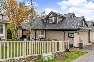 """Main Photo: 54 17917 68 Avenue in Surrey: Cloverdale BC Townhouse for sale in """"Weybridge"""" (Cloverdale)  : MLS®# R2357795"""