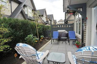 Photo 12: 13 19095 MITCHELL Road in Pitt Meadows: Central Meadows Townhouse for sale : MLS®# R2362085
