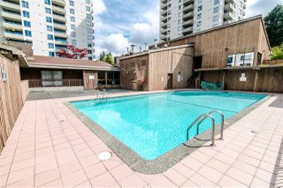 """Photo 19: 607 4160 SARDIS Street in Burnaby: Central Park BS Condo for sale in """"Central Park Place"""" (Burnaby South)  : MLS®# R2363386"""
