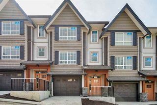 "Main Photo: 10 23539 GILKER HILL Road in Maple Ridge: Cottonwood MR Townhouse for sale in ""KANAKA HILL"" : MLS®# R2367071"
