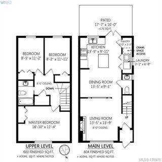 Photo 13: 945 Inskip Street in VICTORIA: Es Kinsmen Park Half Duplex for sale (Esquimalt)  : MLS®# 410578