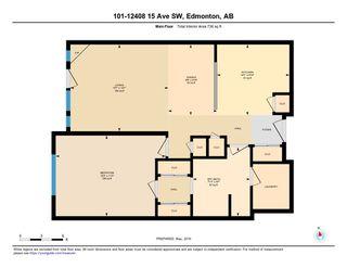 Photo 28: 101 12408 15 Avenue in Edmonton: Zone 55 Condo for sale : MLS®# E4158056