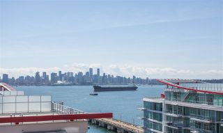 """Main Photo: 1105 172 VICTORY SHIP Way in North Vancouver: Lower Lonsdale Condo for sale in """"ATRIUM EAST"""" : MLS®# R2373434"""