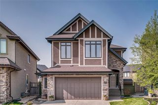 Photo 1: 173 WEST COACH Place SW in Calgary: West Springs Detached for sale : MLS®# C4248234