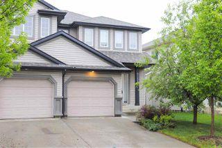 Main Photo: 11908 21 Avenue in Edmonton: Zone 55 House Half Duplex for sale : MLS®# E4160520