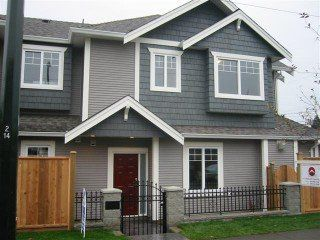 Photo 1: 1408 W 67TH AV in Vancouver West: Home for sale : MLS®# V549254