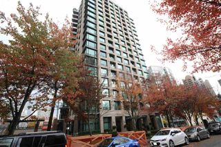 Photo 1: 1206 1003 BURNABY Street in Vancouver: West End VW Condo for sale (Vancouver West)  : MLS®# R2380953