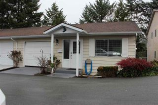 Main Photo: 23 3292 ELMWOOD Drive in Abbotsford: Central Abbotsford Townhouse for sale : MLS®# R2419427