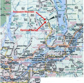 Photo 1: 1 20962 SAKWI CREEK Road in Agassiz: Hemlock Land for sale (Mission)  : MLS®# R2425264