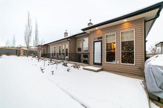 Photo 32: 7 OAKCREST Terrace: St. Albert House Half Duplex for sale : MLS®# E4182657