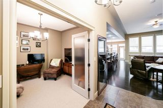 Photo 4: 7 OAKCREST Terrace: St. Albert House Half Duplex for sale : MLS®# E4182657